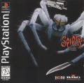 Spider PlayStation Front Cover