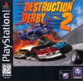Destruction Derby 2 PlayStation Front Cover