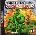 Army Men: Sarge's Heroes Dreamcast Front Cover