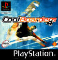 Cool Boarders 4 PlayStation Front Cover