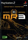 MegaRace: MR3 PlayStation 2 Front Cover