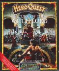 Hero Quest: Return of the Witch Lord Atari ST Front Cover