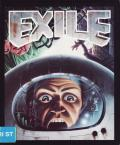 Exile Atari ST Front Cover