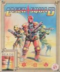 Laser Squad Atari ST Front Cover