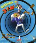 Earthworm Jim 3D Windows Front Cover
