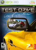 Test Drive Unlimited Xbox 360 Front Cover