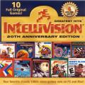 Intellivision Greatest Hits: 20th Anniversary Edition Macintosh Front Cover