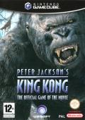 Peter Jackson's King Kong: The Official Game of the Movie GameCube Front Cover