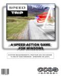Speed Trip Windows Front Cover