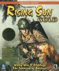 TalonSoft's Rising Sun: Gold Windows Front Cover