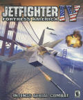 JetFighter IV: Fortress America Windows Front Cover