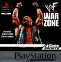 WWF War Zone PlayStation Front Cover