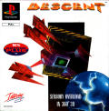 Descent PlayStation Front Cover