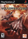 Ace Combat Zero: The Belkan War PlayStation 2 Front Cover