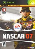 NASCAR 07 Xbox Front Cover