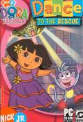 Dora the Explorer: Dance to the Rescue Windows Front Cover