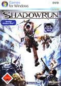Shadowrun Windows Front Cover