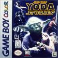 Star Wars: Yoda Stories Game Boy Color Front Cover