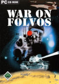 War on Folvos Windows Front Cover