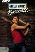 Street Sports Baseball DOS Front Cover