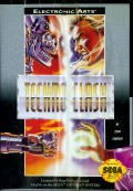 TechnoClash Genesis Front Cover