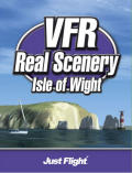 VFR Real Scenery: Isle of Wight Windows Front Cover