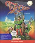 TwinWorld: Land of Vision Atari ST Front Cover