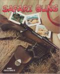 Safari Guns Atari ST Front Cover