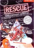 Hostage: Rescue Mission NES Front Cover