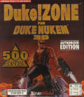 Duke!ZONE for Duke Nukem 3D DOS Front Cover