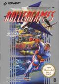 Rollergames NES Front Cover