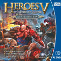 Heroes of Might and Magic V (Silver Edition) Windows Front Cover