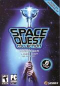Space Quest Collection Windows Front Cover