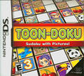 Toon-Doku Nintendo DS Front Cover