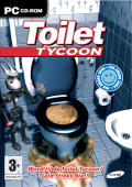 Toilet Tycoon Windows Front Cover
