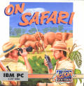 Safari Guns DOS Front Cover