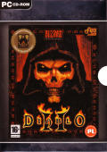 Diablo II: Gold Windows Front Cover