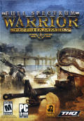 Full Spectrum Warrior: Ten Hammers Windows Front Cover