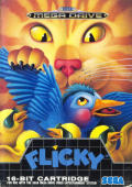 Flicky Genesis Front Cover