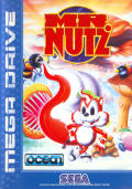 Mr. Nutz Genesis Front Cover