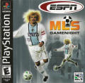 ESPN MLS GameNight PlayStation Front Cover