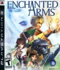 Enchanted Arms PlayStation 3 Front Cover