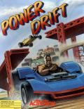 Power Drift Commodore 64 Front Cover