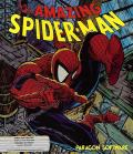 The Amazing Spider-Man Amiga Front Cover