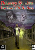 Delaware St. John: Volume 2: The Town with No Name Windows Front Cover