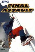 Final Assault Atari ST Front Cover