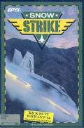 Snow Strike Commodore 64 Front Cover