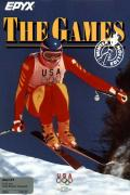 The Games: Winter Edition Atari ST Front Cover
