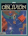 Space Station Oblivion Atari ST Front Cover