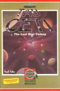 Tau Ceti Commodore 64 Front Cover